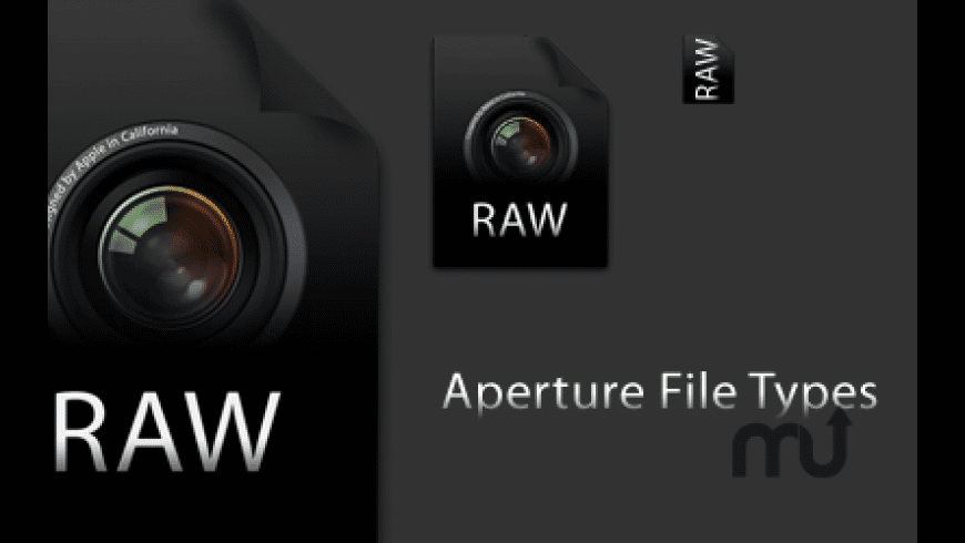 Aperture 2 File Types Icons for Mac - review, screenshots