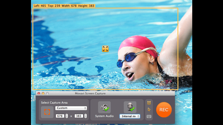 Movavi Screen Recorder for Mac - review, screenshots