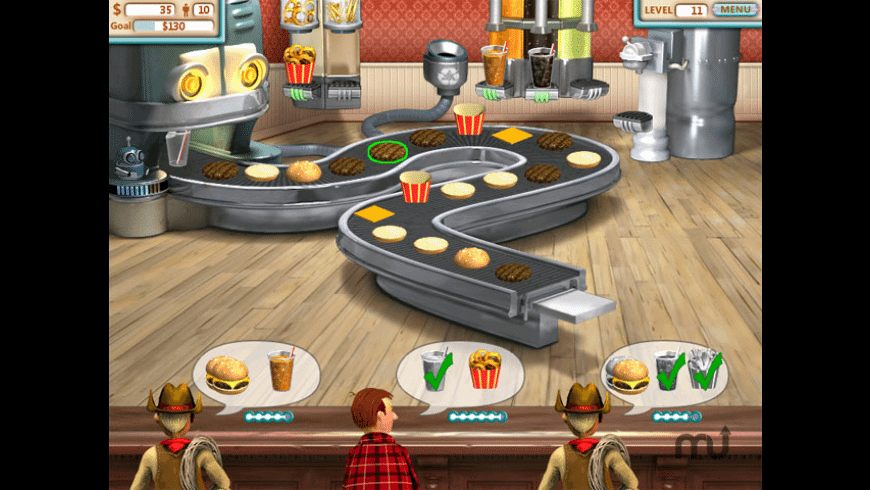 Burger Shop for Mac - review, screenshots