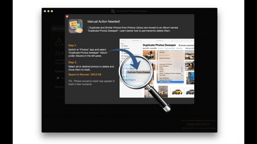 Duplicate Photos Sweeper for Mac - review, screenshots