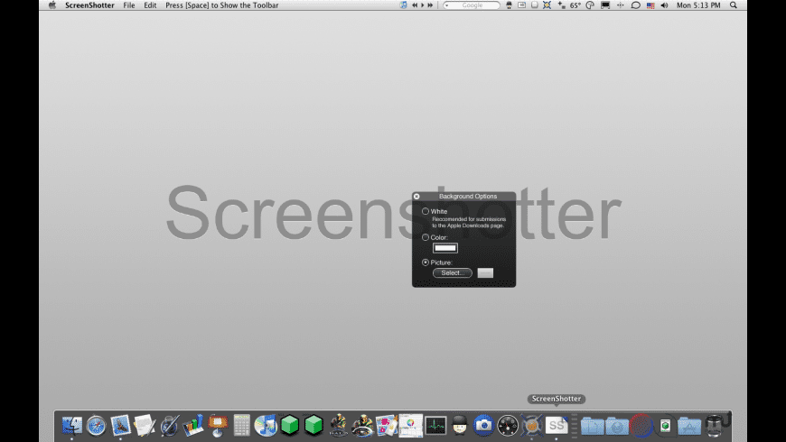 ScreenShotter for Mac - review, screenshots