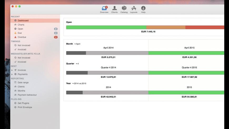 Timings for Mac - review, screenshots