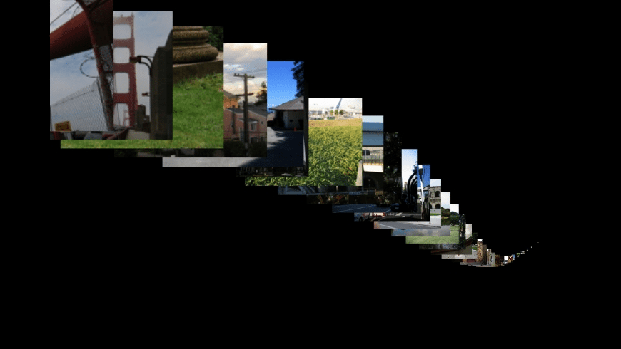 MovingPhotos for Mac - review, screenshots