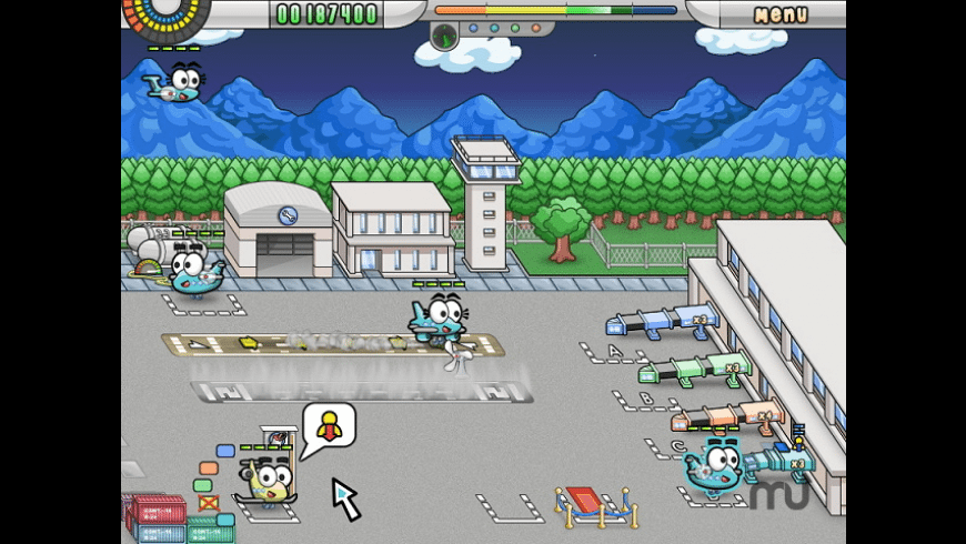 Airport Mania for Mac - review, screenshots