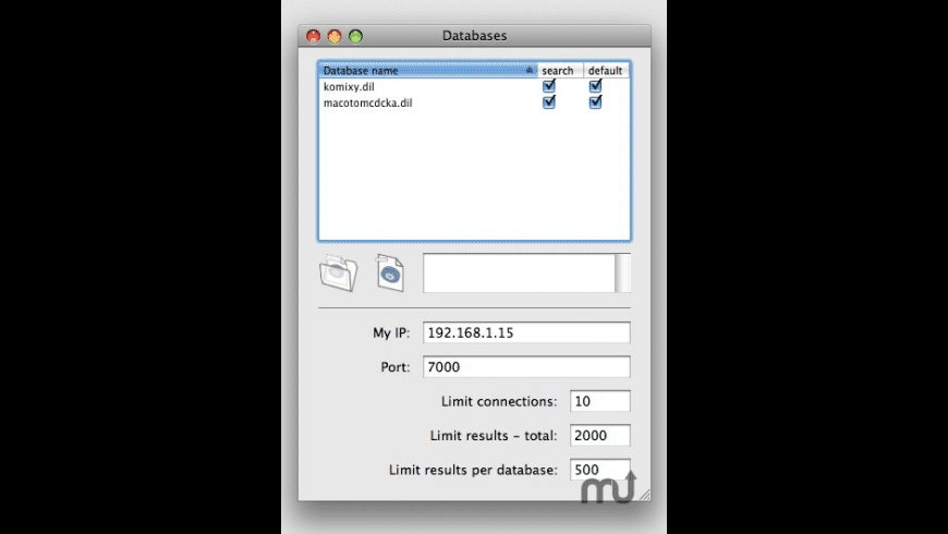 DiskLister Server for Mac - review, screenshots