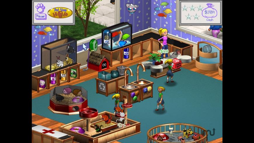 Pet Shop Hop for Mac - review, screenshots
