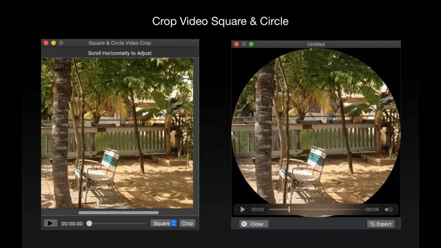 Square Video for Mac - review, screenshots