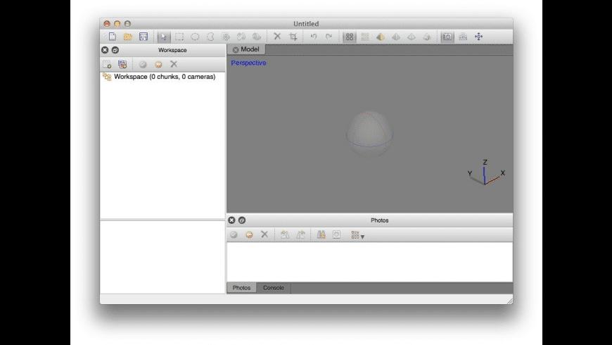 PhotoScan for Mac - review, screenshots