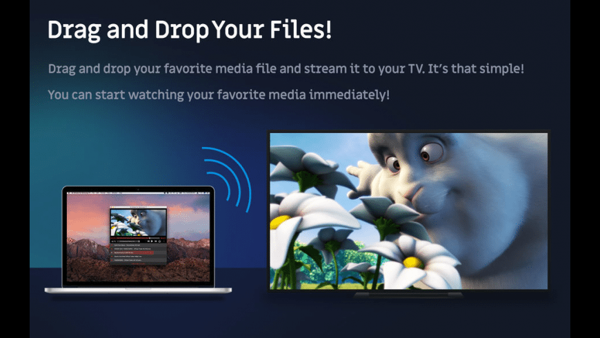 TV Streamer for Samsung TV for Mac - review, screenshots