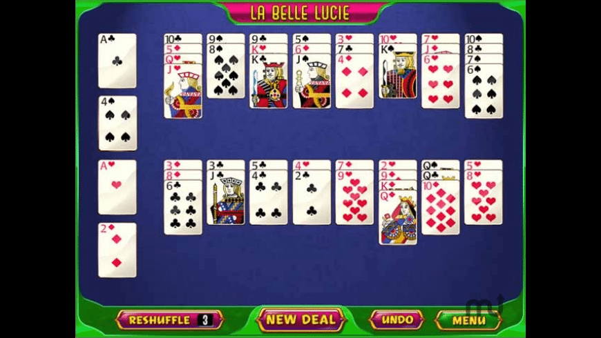 Solitaire Challenge for Mac - review, screenshots