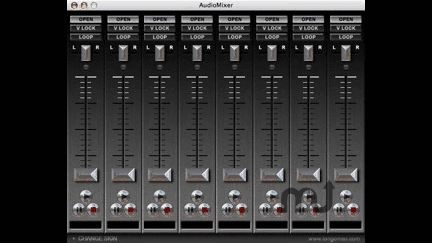 AudioMixer for Mac - review, screenshots