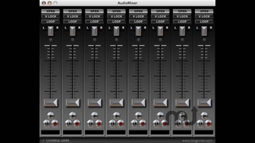 AudioMixer for Mac - review, screenshots