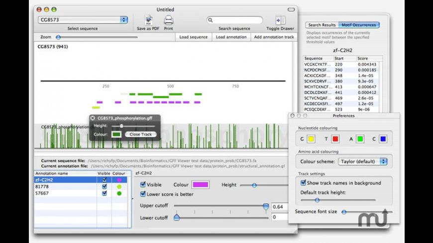 BioSAVE for Mac - review, screenshots