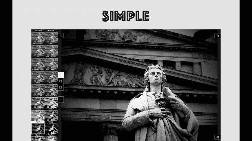 Monochromist 2 for Mac - review, screenshots