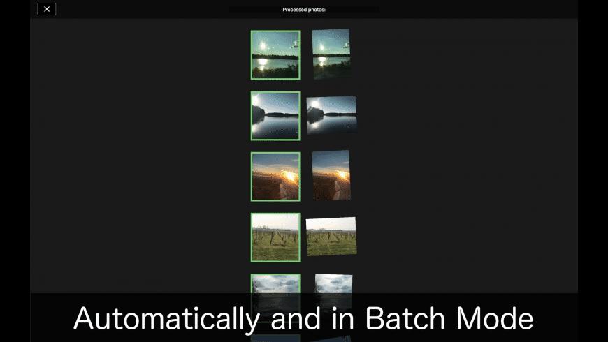 Uncrook for Mac - review, screenshots