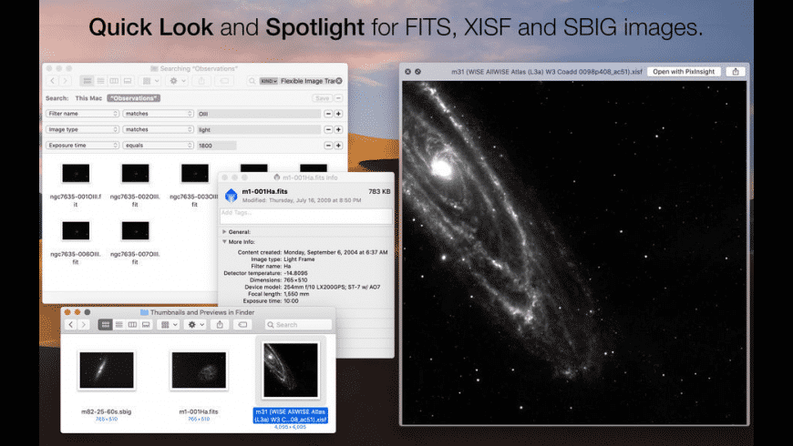 Observatory for Mac - review, screenshots