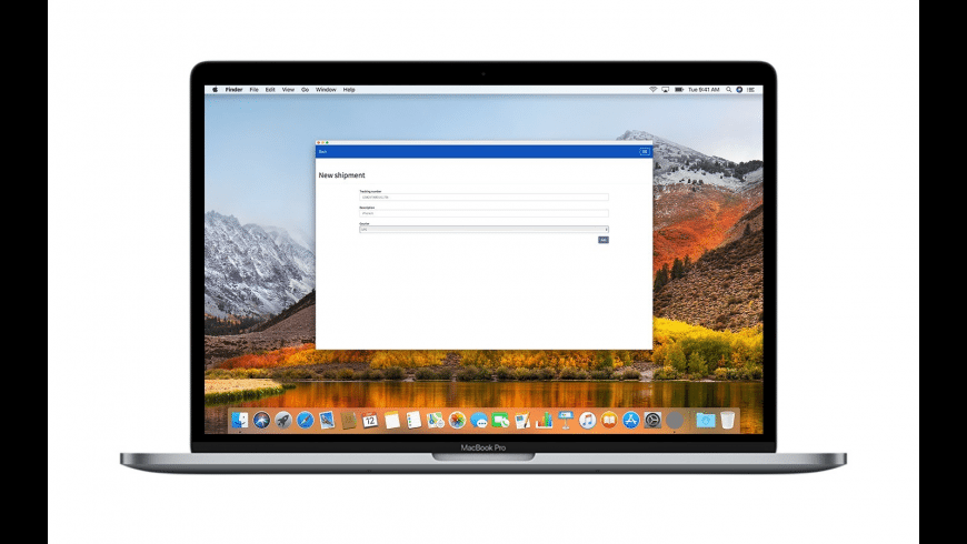 iTracking for Mac - review, screenshots