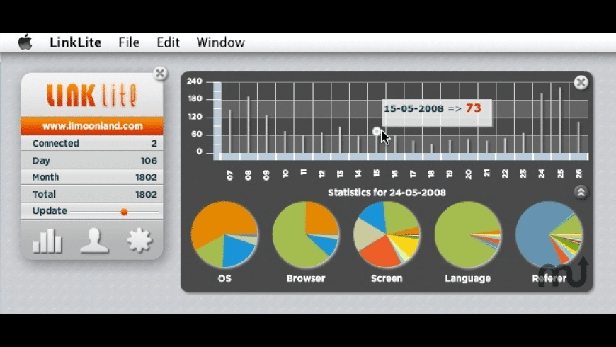 LinkLite! for Mac - review, screenshots