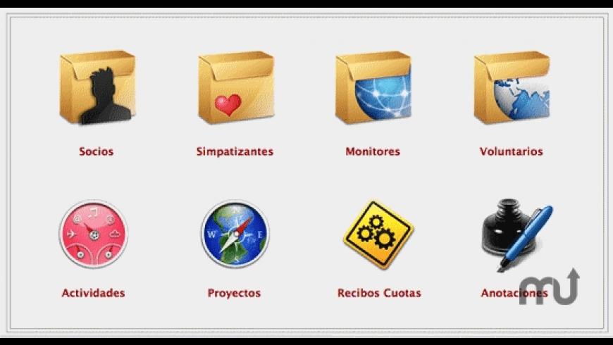 Socius for Mac - review, screenshots