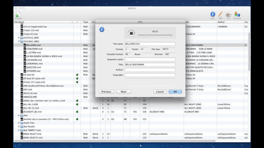 MidiKit for Mac - review, screenshots