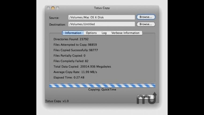 Totus Copy for Mac - review, screenshots