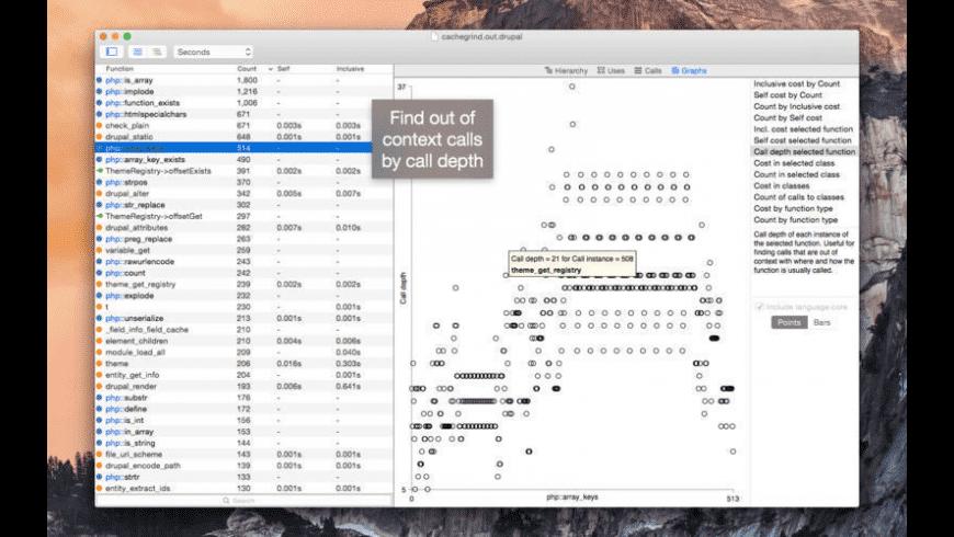 MCG for Mac - review, screenshots