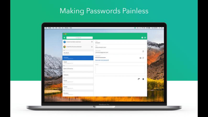 Valt - Password Manager for Mac - review, screenshots