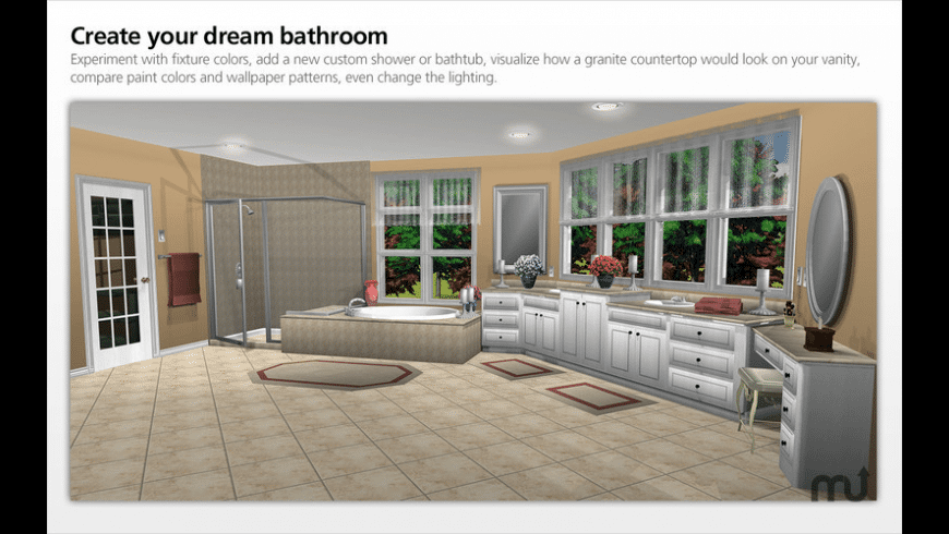 Interior Design for Mac - review, screenshots