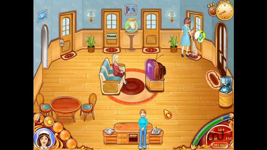 Jane's Hotel for Mac - review, screenshots