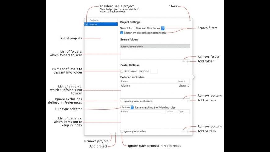 GoToFile for Mac - review, screenshots