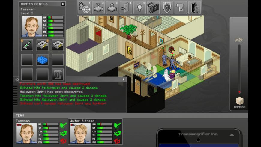 GhostControl Inc. for Mac - review, screenshots