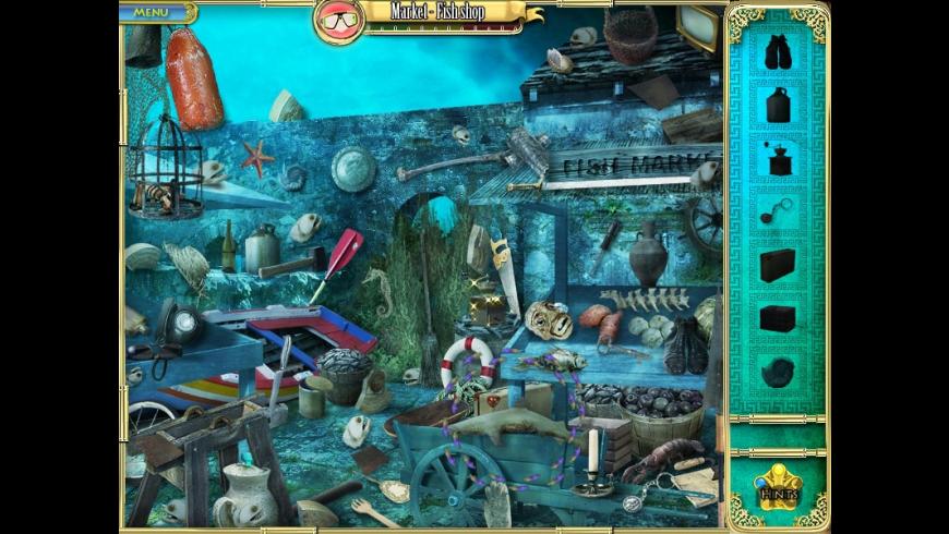 Neptune\'s Secret for Mac - review, screenshots