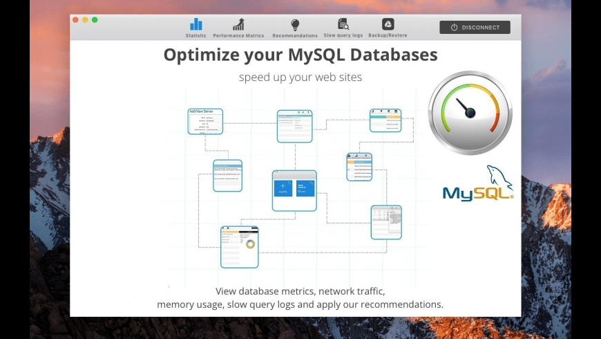 MySQL Optimizer for Mac - review, screenshots