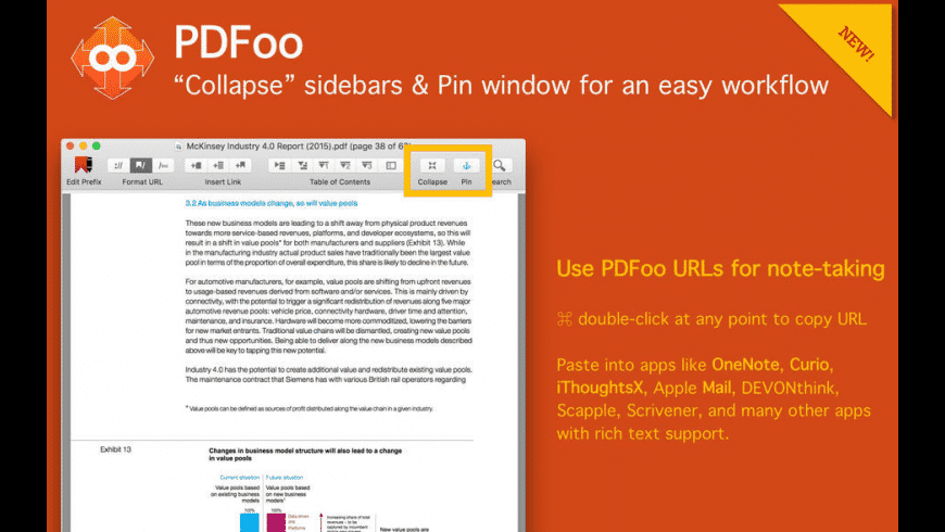 PDFoo for Mac - review, screenshots