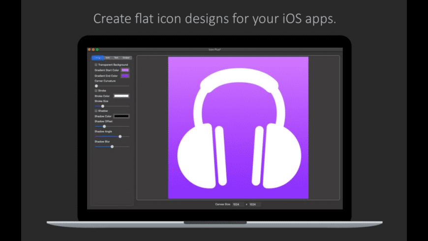 Icon Plus for Mac - review, screenshots