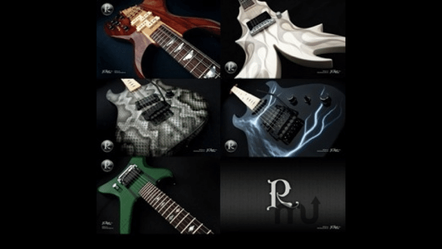 B. C. Rich Handcrafted Desktop Set for Mac - review, screenshots