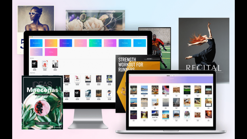 DesiGN Books Author Templates for Mac - review, screenshots