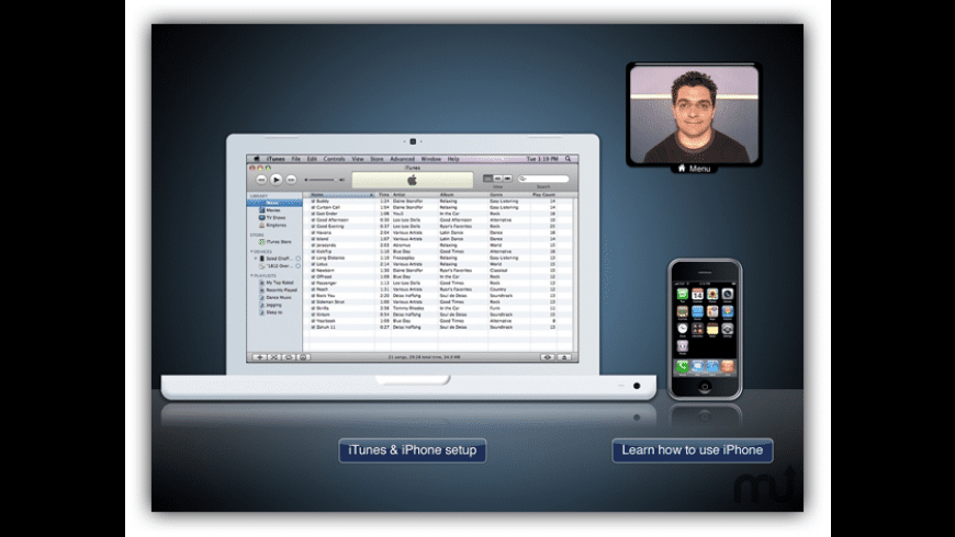 It's About Time to learn iPhone for Mac - review, screenshots