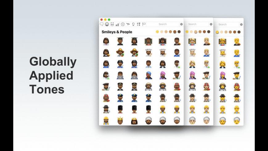 Emojise for Mac - review, screenshots