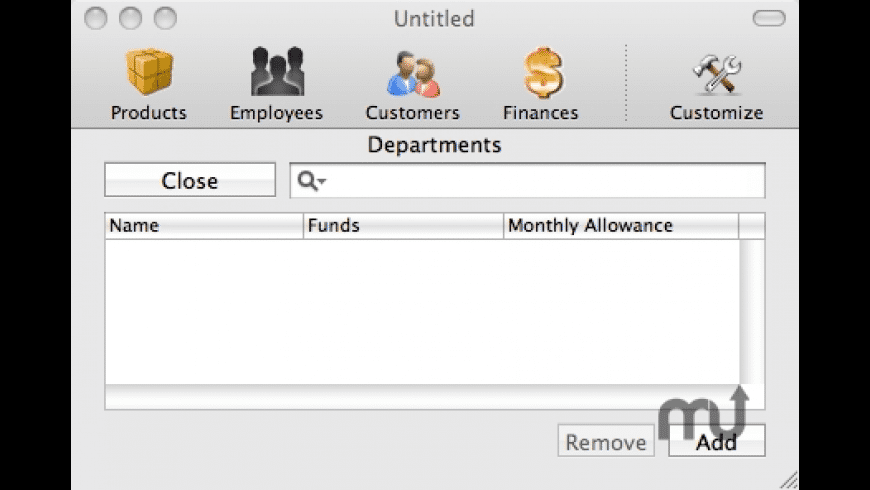 EZ Business Manager for Mac - review, screenshots