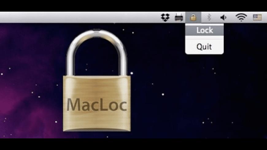 MacLoc for Mac - review, screenshots