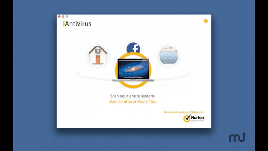 iAntivirus for Mac - review, screenshots