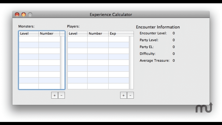 kExpcalc for Mac - review, screenshots