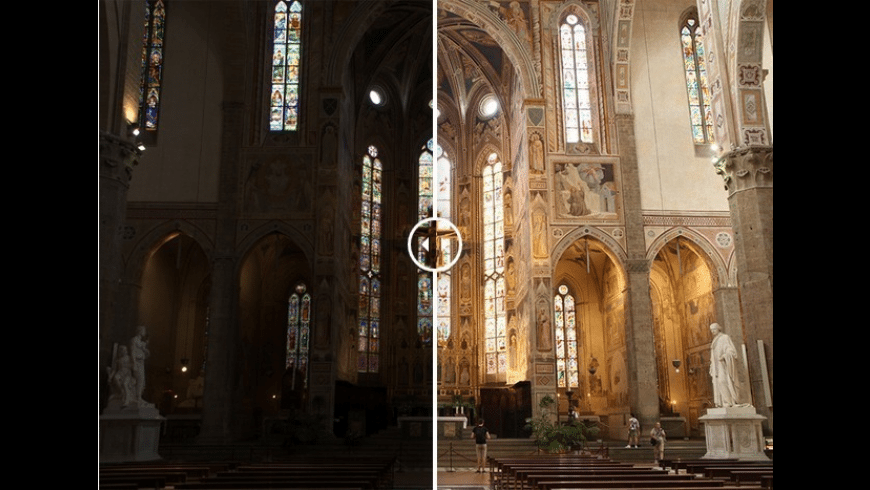 HDR projects professional for Mac - review, screenshots