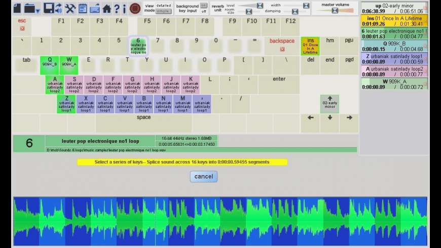 Soundplant for Mac - review, screenshots