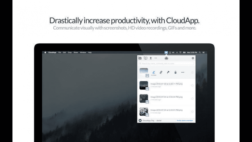 CloudApp (Business) for Mac - review, screenshots