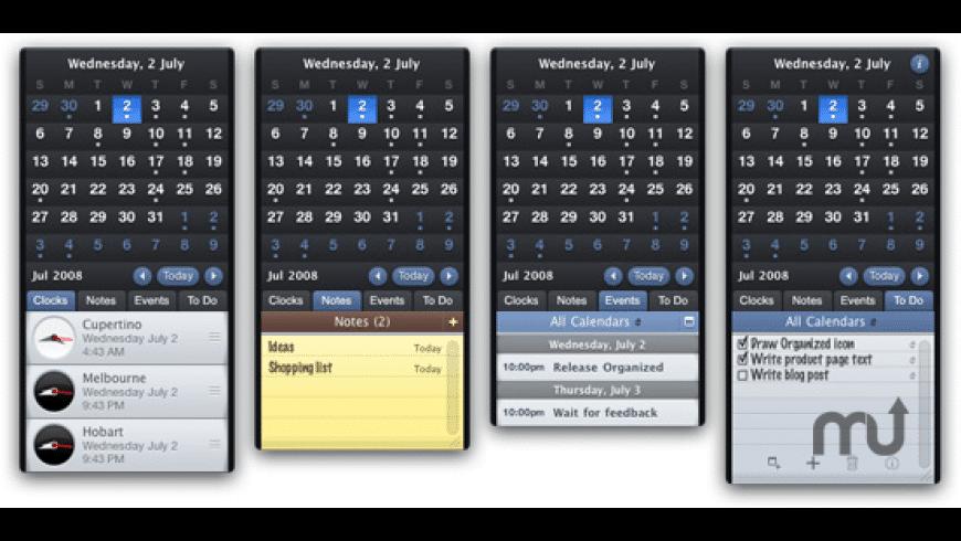 Organized for Mac - review, screenshots
