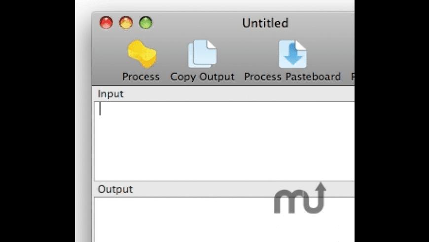 WebScrub for Mac - review, screenshots