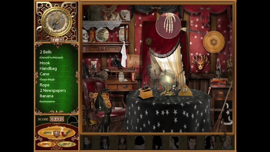 The Lost Cases of Sherlock Holmes for Mac - review, screenshots
