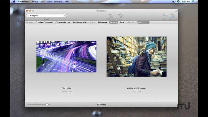 Viewfinder for Mac - review, screenshots
